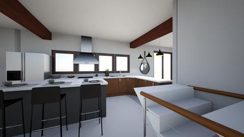 Jamie  - Kitchen - by Marcellejenay