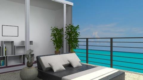 sun kissed - Modern - Garden  - by architect_09