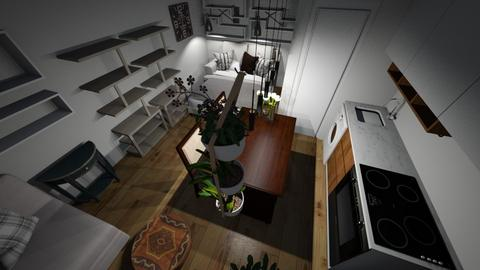 Jokai 7 - Living room  - by herboly
