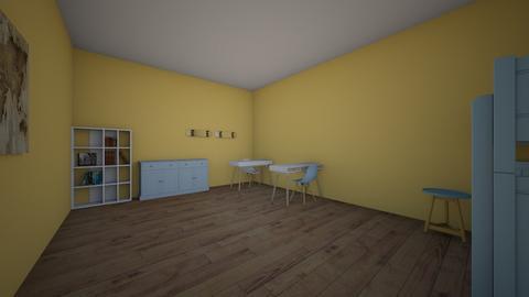 Boys mid century room  - Kids room  - by Sophia_