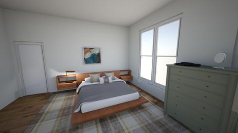 i - Bedroom  - by levissa