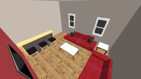 my dream living room - Modern - Living room - by Trooper205