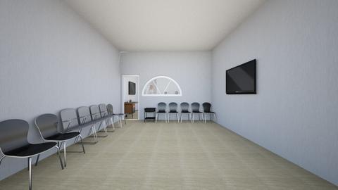 HOSPITAL ROOM - by smwieczorek