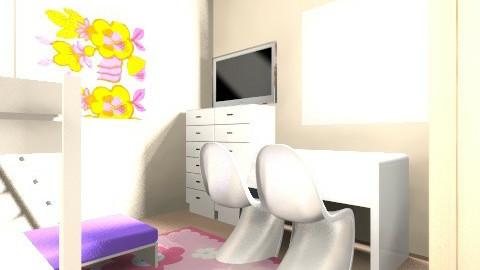 Vaiku kambarys antras c - Classic - Kids room  - by ritauskaite