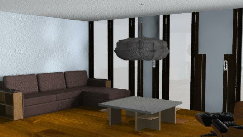 My Room - Dining Room  - by hellostu