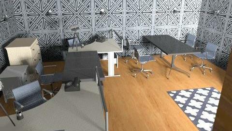 Ryan Padraig Kelly - Modern - Office - by kellypadraigryan