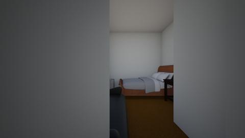 hendrick - Bedroom  - by bubly