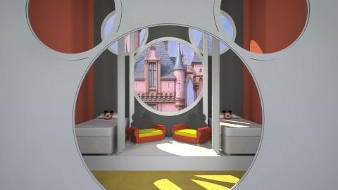 Mickey Room - Modern - Kids room  - by TOP