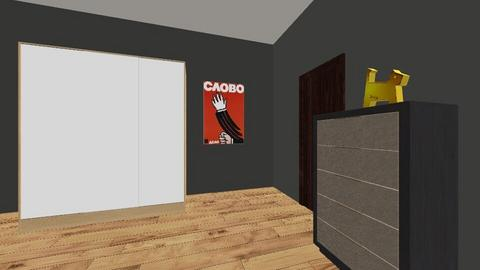 second floor for real - Bedroom - by johnno123