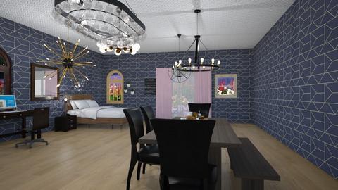 Alexandra House - Classic - Bedroom - by Ava Shirley