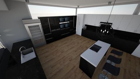 Kitchen - Kitchen - by jo_le