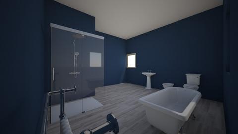 bathroom - Classic - Bathroom  - by efparsons