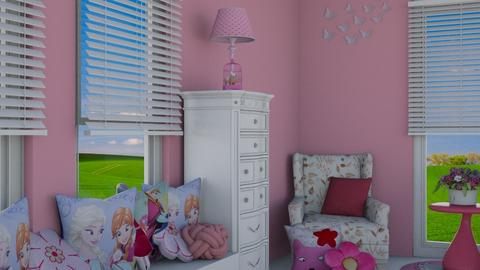 Nay Barbie Dream Room - by chynadoll85