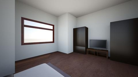 bedroom - Modern - Bedroom  - by Gary the man