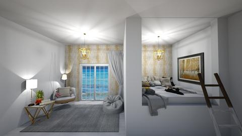 Bedroom - Bedroom  - by Anya F