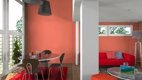 a little - Living room - by eke Rebecca