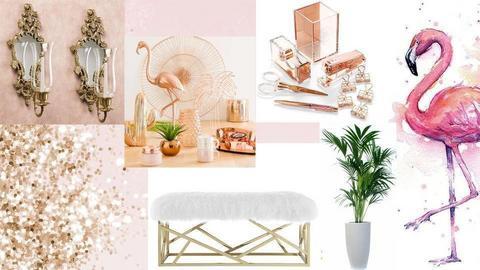 Kolaz pink 3 - by Gagany