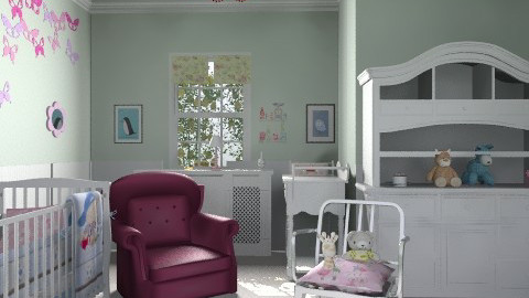 Baby's room - Kids room  - by milyca8