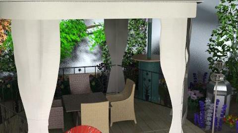 nn - Rustic - Garden  - by leendave