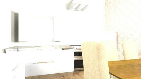 KICHEN - Classic - Kitchen  - by alexandra alexia skantzi