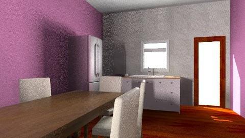 B Studio Apt - Glamour - Bathroom  - by LadyBrit1