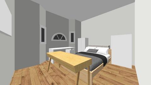 bedroom - Bedroom  - by joefuggle