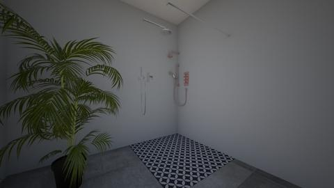 Project 4 Part 9 - Bathroom  - by Mpumie