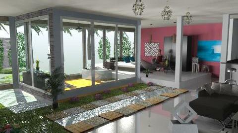 Casa dos Sonhos - Classic - Garden  - by jake27