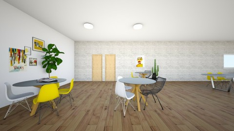 dfg2 - Living room - by Lili Korhecz