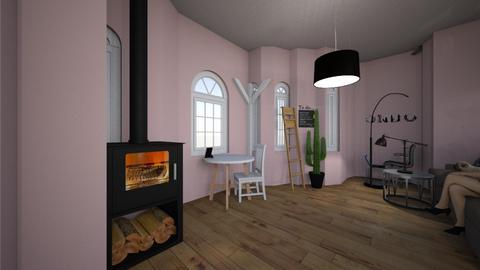 living romm - Living room - by gamzenur dueak