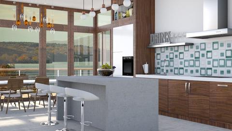 MC Kitchen - Kitchen  - by Lizzy0715