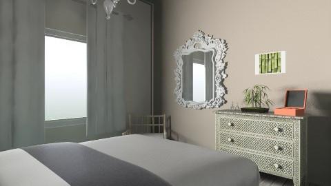 Bungalow  - Rustic - Bedroom  - by Isabel Morowa