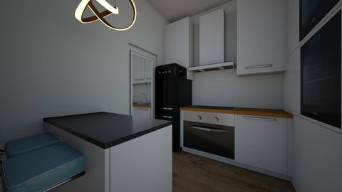 plan b2 - Kitchen  - by eezwaniey81