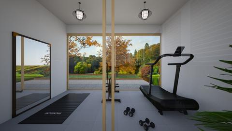 Zen_gym - by lovasemoke