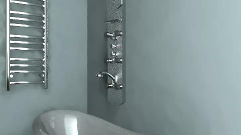 Rachel Niekamp - Minimal - Bathroom  - by Rachel Niekamp