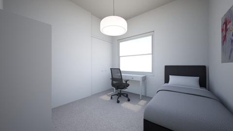 Part 3 - Modern - Bedroom  - by josebarberi