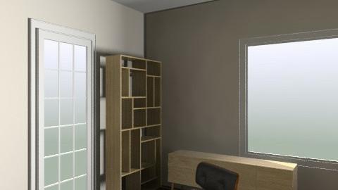 3 Hexham - Retro - Living room  - by Rysz Widelski