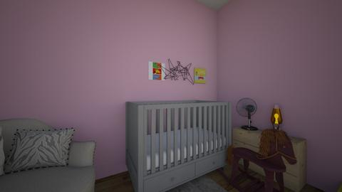 Nursery Room - Kids room  - by vyyhnguyen