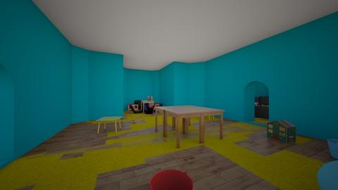 Kids Lounge - Kids room  - by ivan239