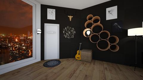 welcome - Bedroom  - by aguilardaruby