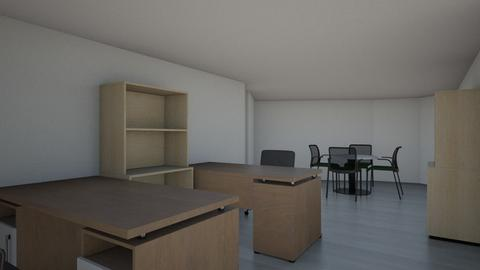 Kantoor Willemsweg 2 - Office  - by rwzwollo