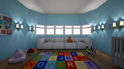 baby - Kids room  - by hicran yeniay