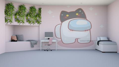 Contest_among us - Kids room  - by Grande93