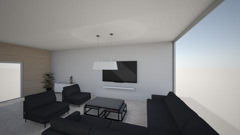 modern - Modern - Living room  - by Ashy_Stanly_