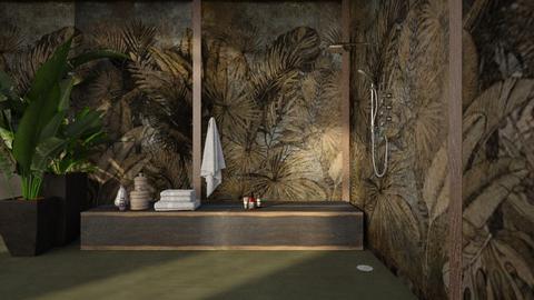 Oxigen - Modern - Bathroom  - by Claudia Correia