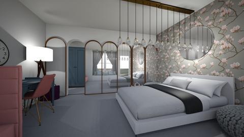Bedroom for Rona - Bedroom  - by MackenziePaige