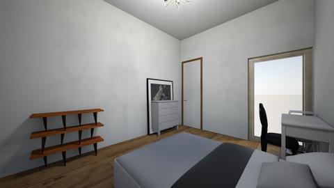 Eva  s Reno - Bedroom  - by mokagil