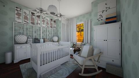 Comfy Clean  - Kids room  - by SimonRoshana
