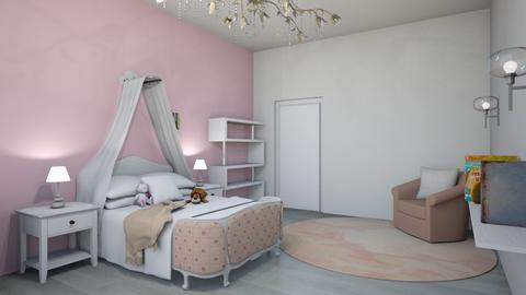 Kids room - Modern - Bedroom  - by julieinnenarchitektin