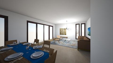 Full House 12 - Living room  - by gleidy